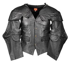 Leather Armour Jacket - Vivienne Westwood 1988