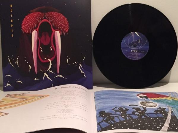 Octopie - The Adventure of Harry and Walrus Kane - Vinyl.