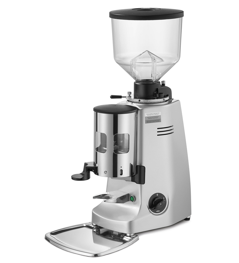 Major   Grinder-doser with flat blades suitable for medium/high consumption.