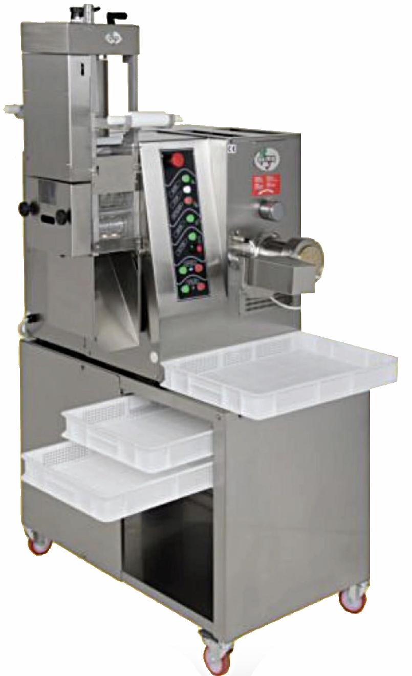 Combimax   Extruder-based combined pasta machine