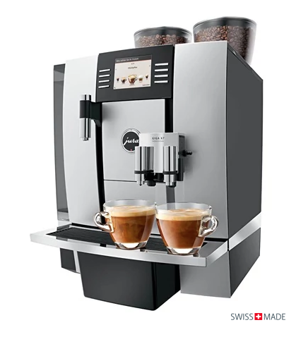 GIGA X7 Professional   The GIGA X7 Professional redefines the pleasure of coffee.