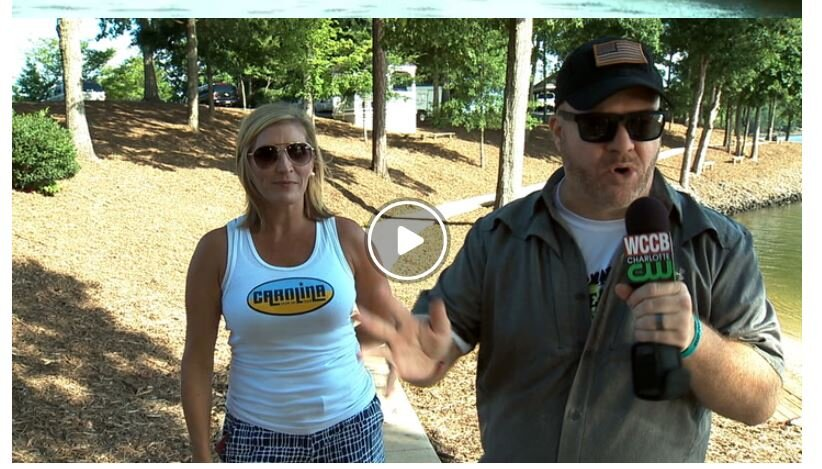 Wilson's World - Wilson is one of those special people in the great Charlotte area who connects us all with his great interviews and stories. Enjoy this clip of the team with Wilson! https://www.wccbcharlotte.com/2016/07/08/wilsons-world-entertainment-on-the-lake-with-the-carolina-show-ski-team/