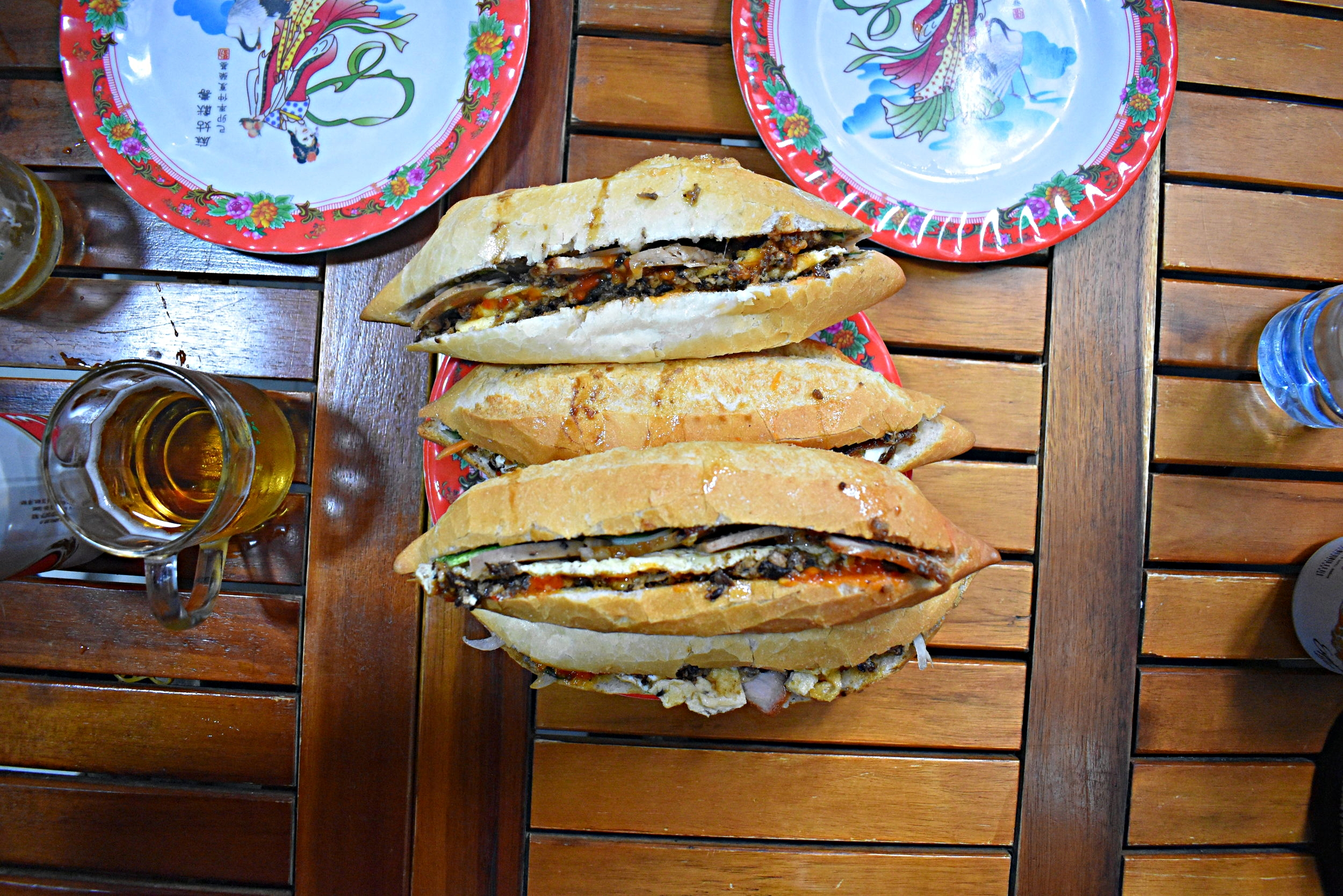 Banh Mi from Banh Mi Queen
