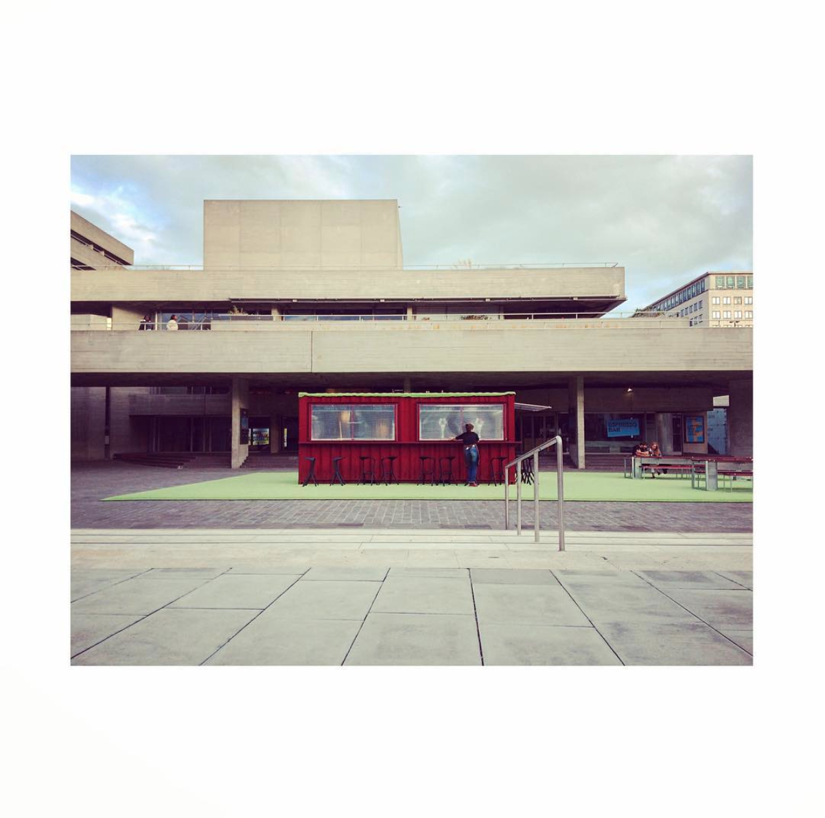 National Theatre, London – UK