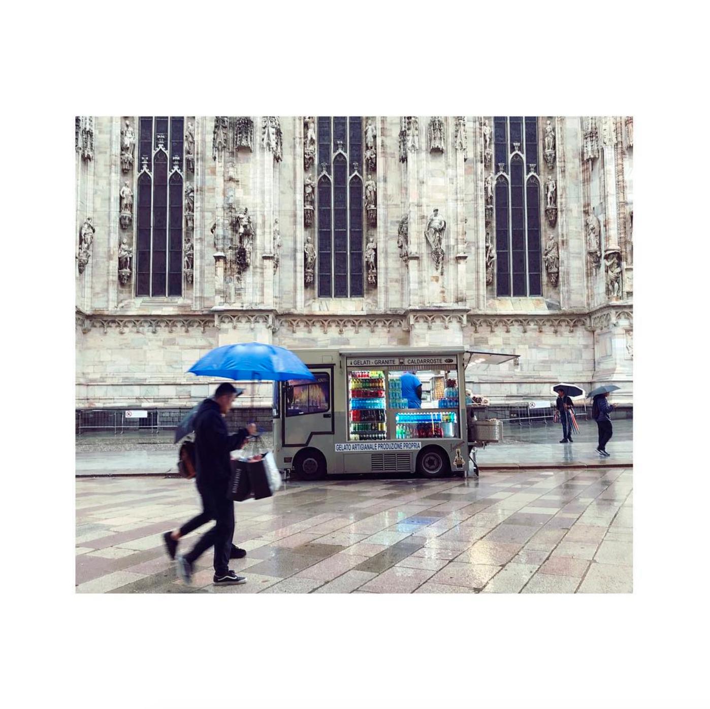 Piazza Duomo, Milan – Italy
