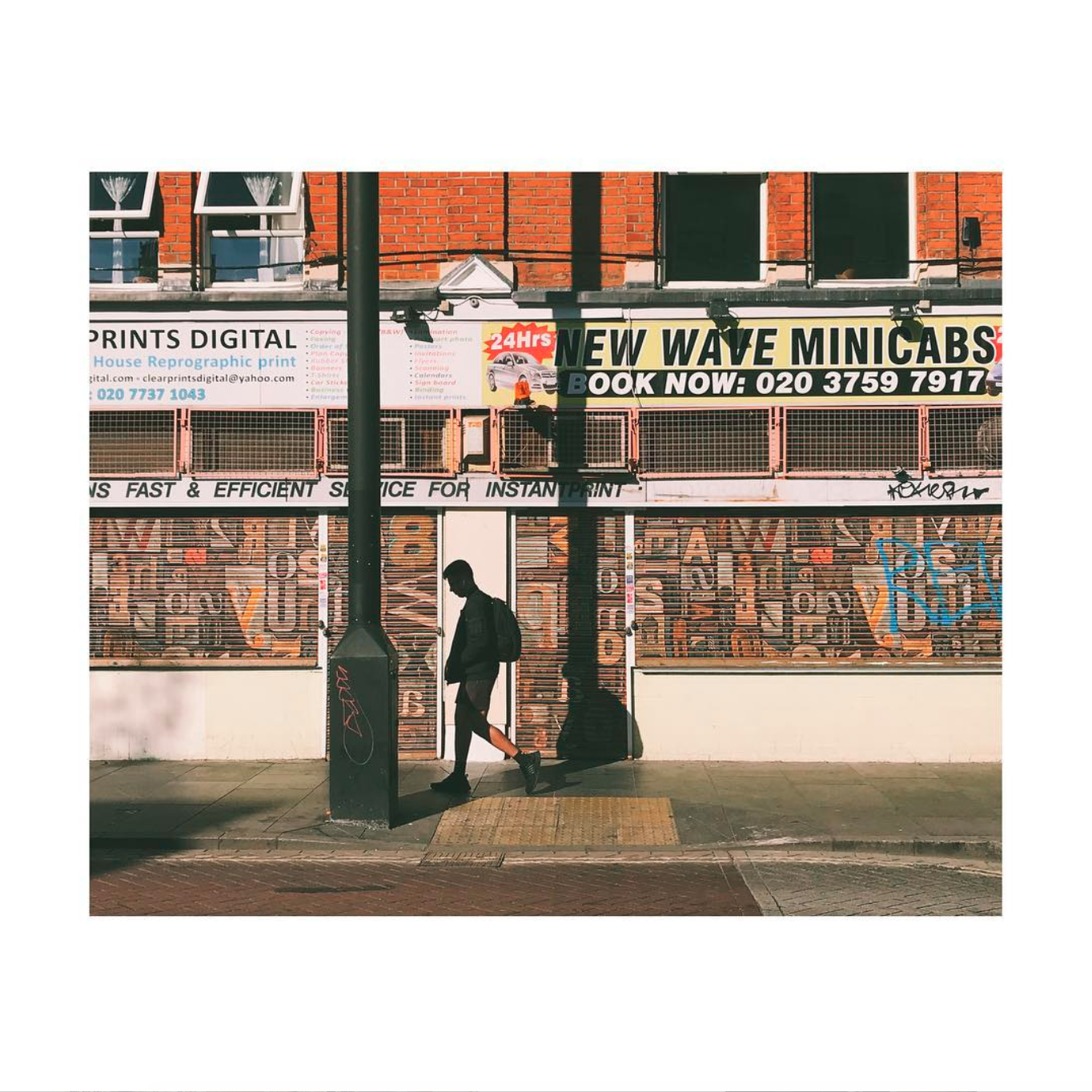 Brixton, London – UK