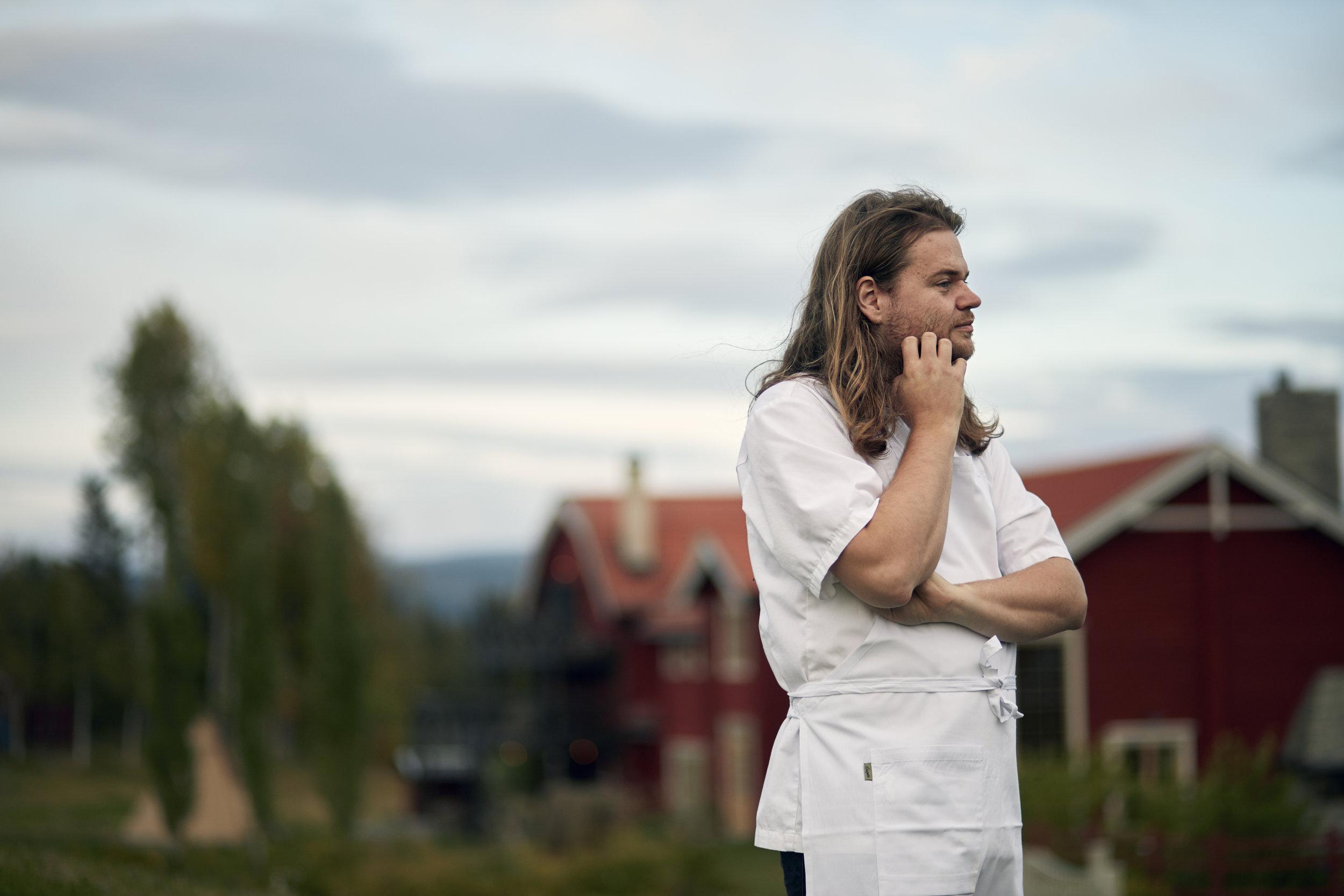Magnus Nilsson on Desert Island Dishes Podcast