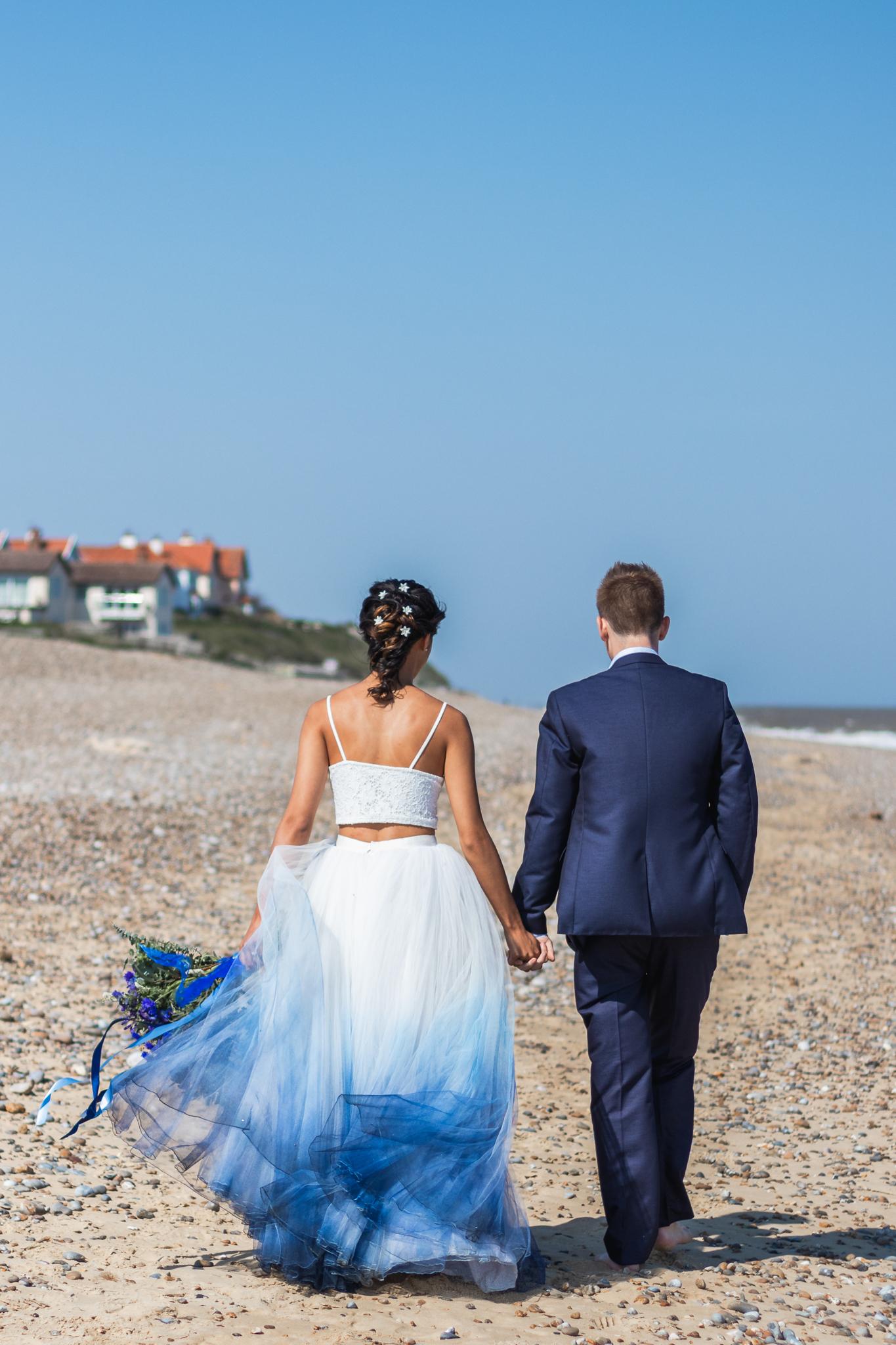 Bond Photography Beach Wedding Styled Shoot Bedfordshire Wedding Photographers
