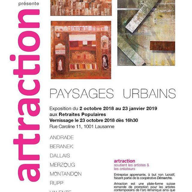 Nouvelle exposition collective.Merci @artractiongeneve ✨#exhibition #Art#artractiongenève #nmerzoug #artwork #abstractart #abstractpainting #lausanne #artist