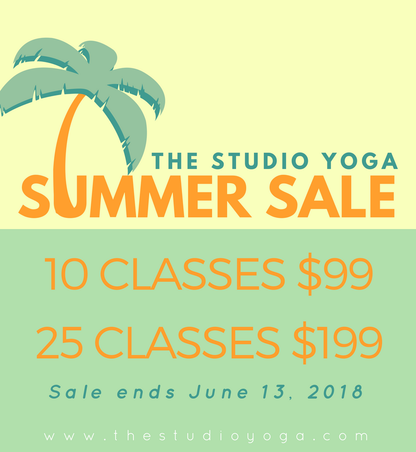 SummerYogaSale