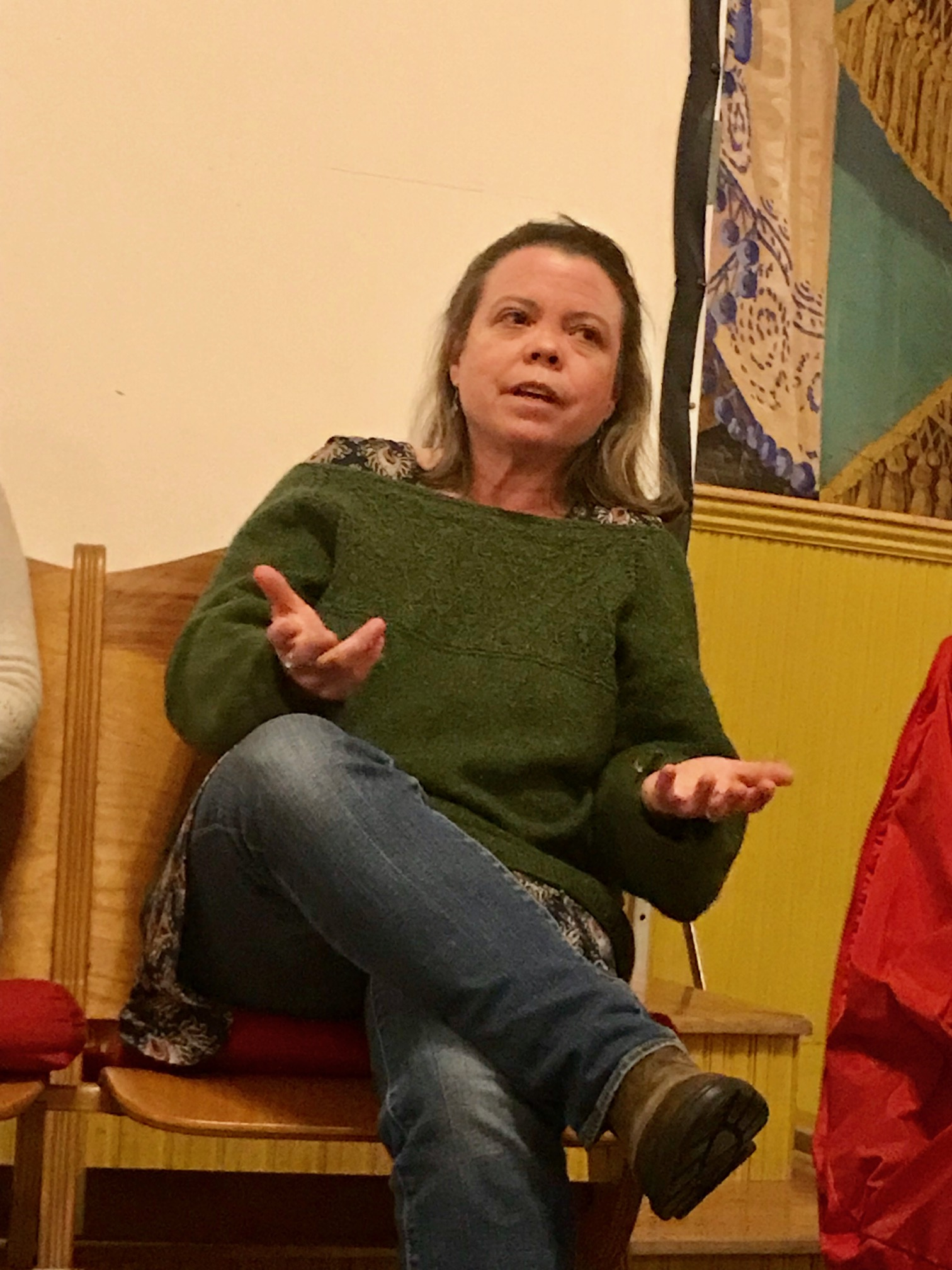 Brett Ann Stanciu, Author