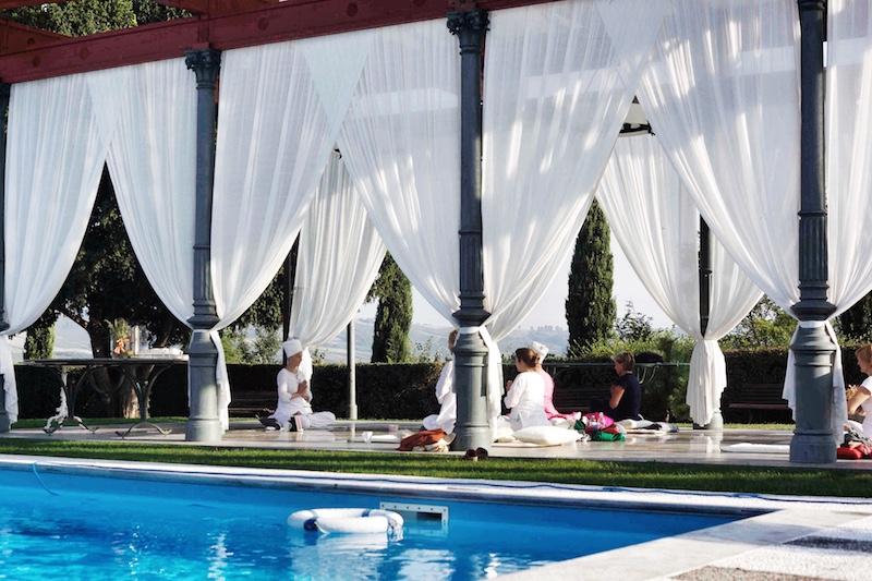 Yoga Retreat Lombardia