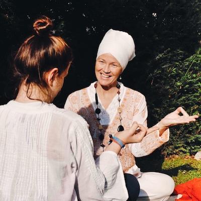 kundalini teacher training with Melissa Domenig