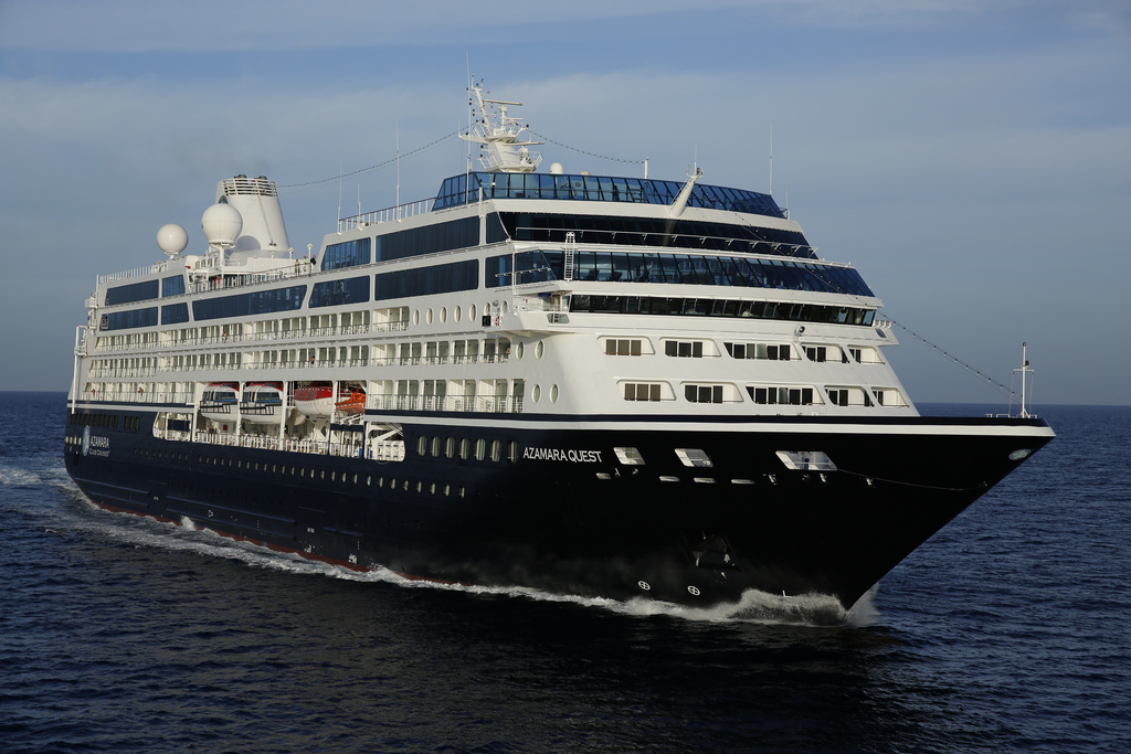 5 Night VIP Cruise Ship Voyage - From £3,500 + VAT per person