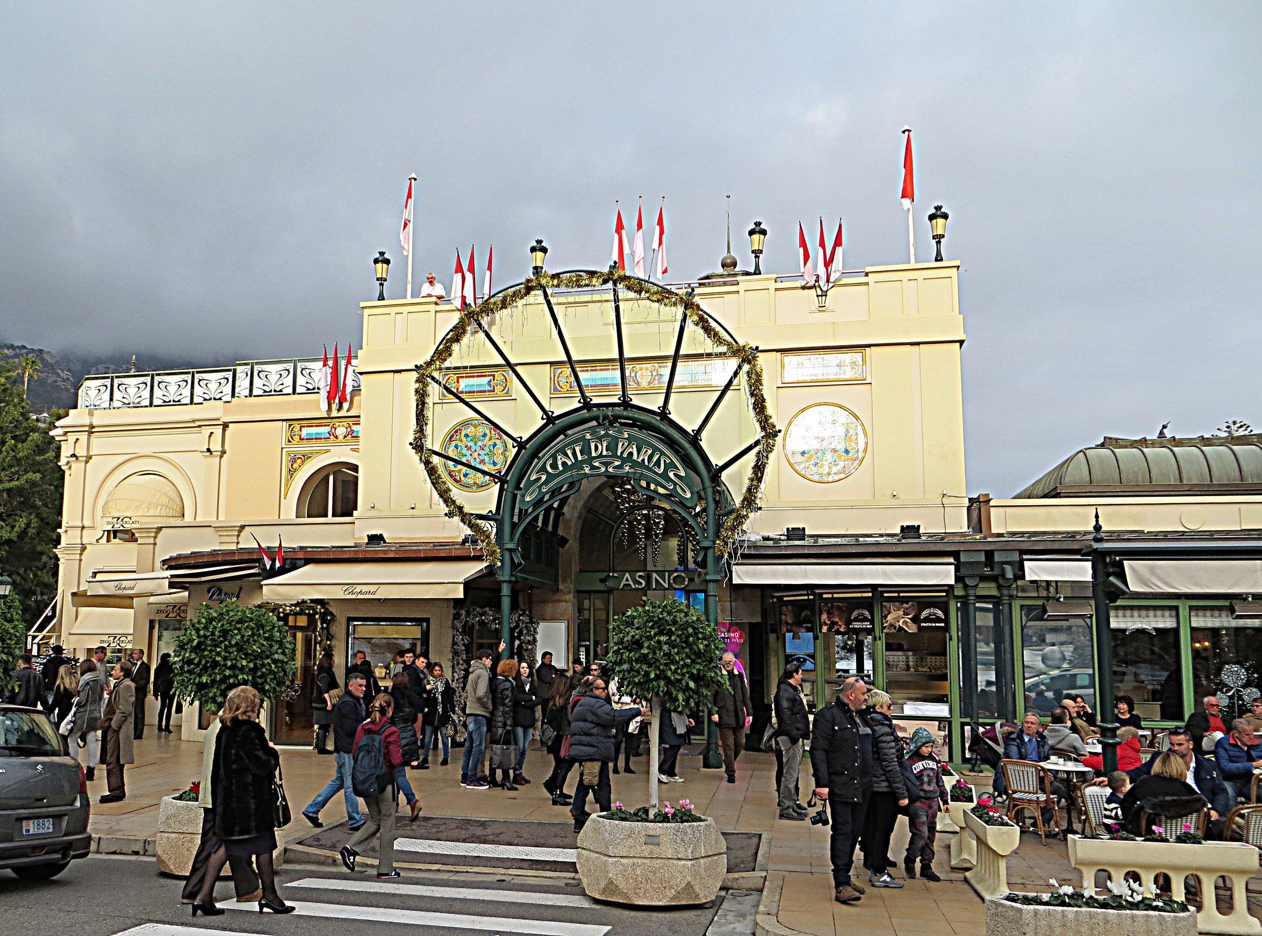 Café de Paris Hospitality - From £235 per person