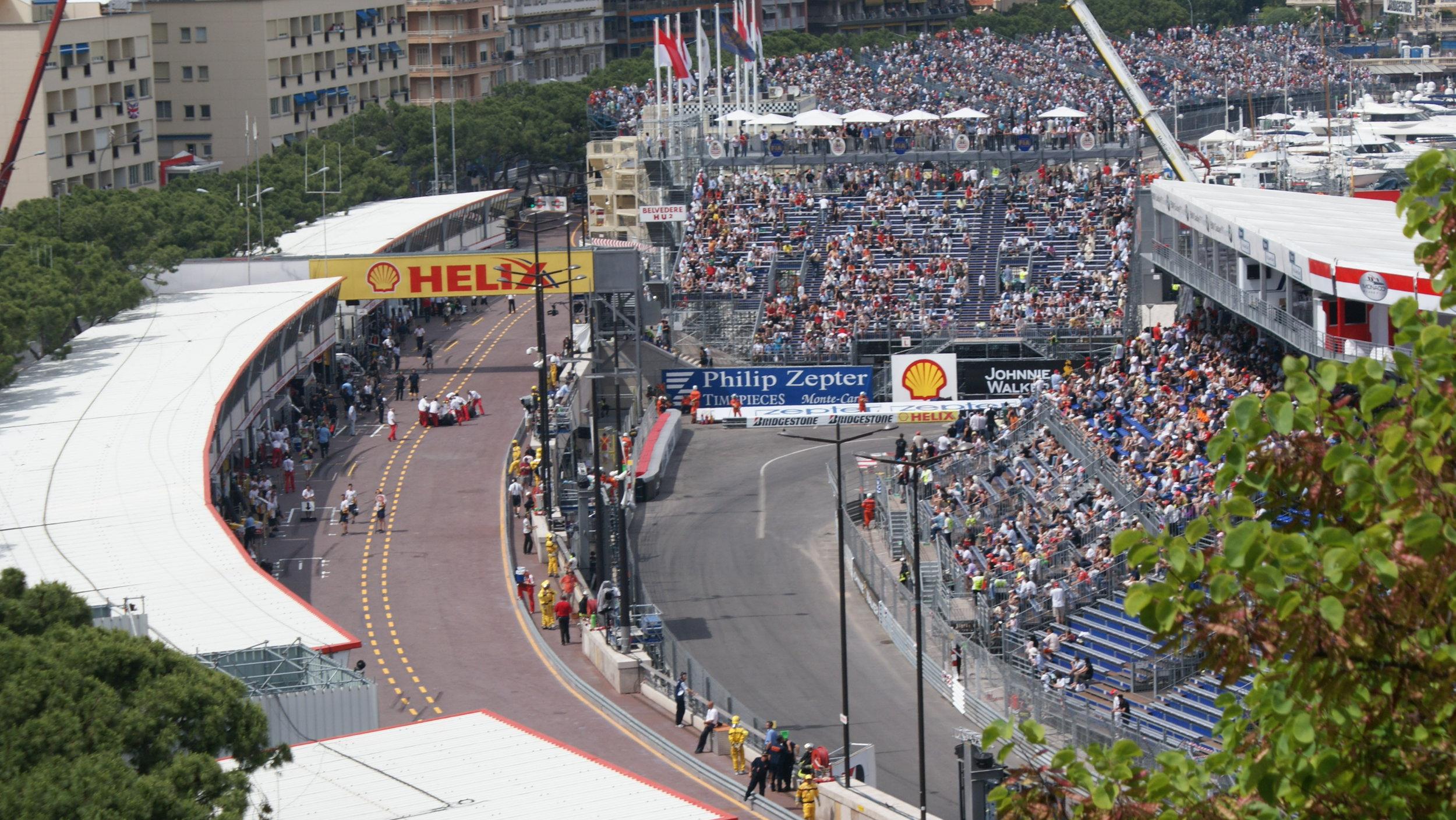 Grandstand Seating - From £99 Per Person