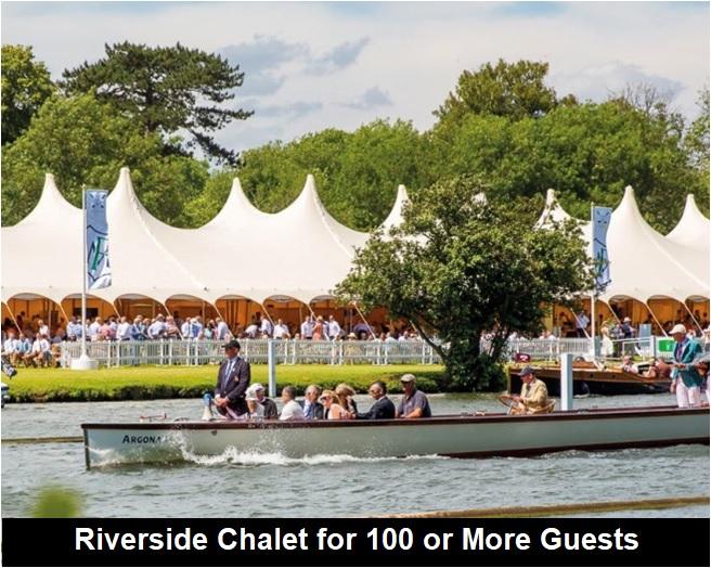 riverside chalet henley regatta vip hospitality