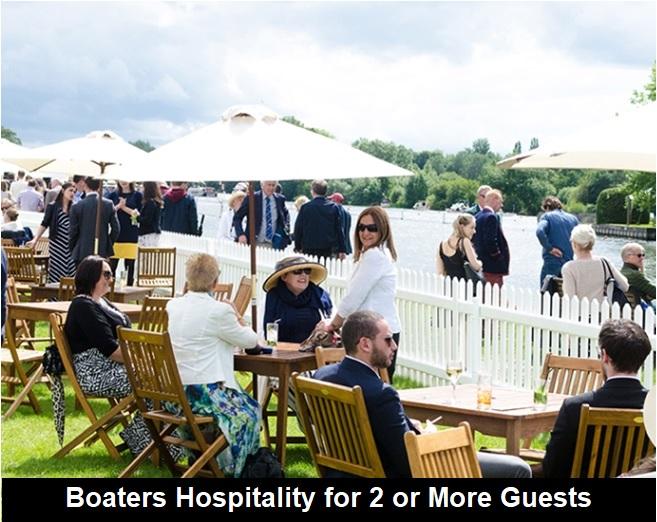 boaters hospitality henley regatta vip hospitality