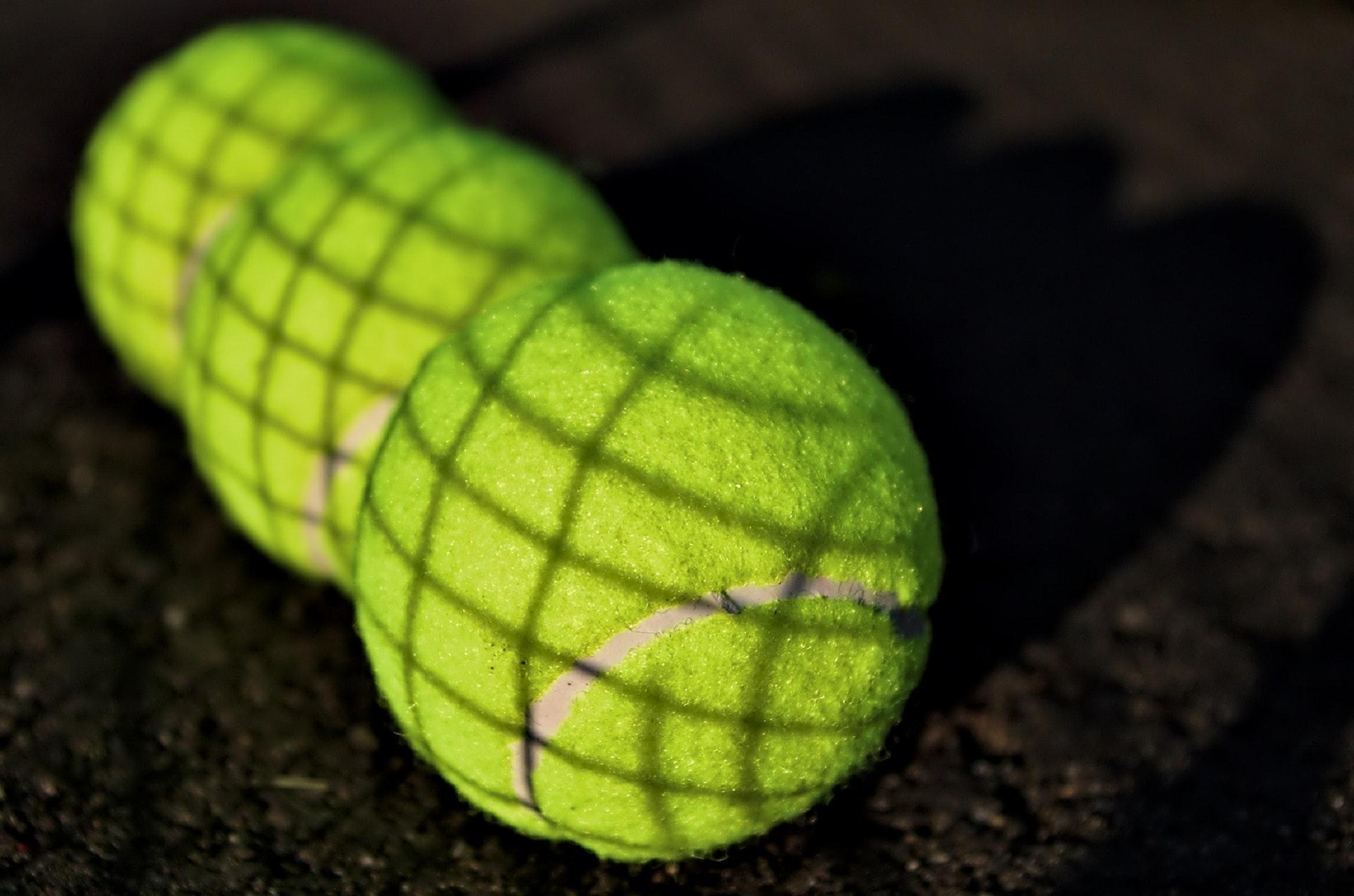 Wimbledon tennis book hospitality balls
