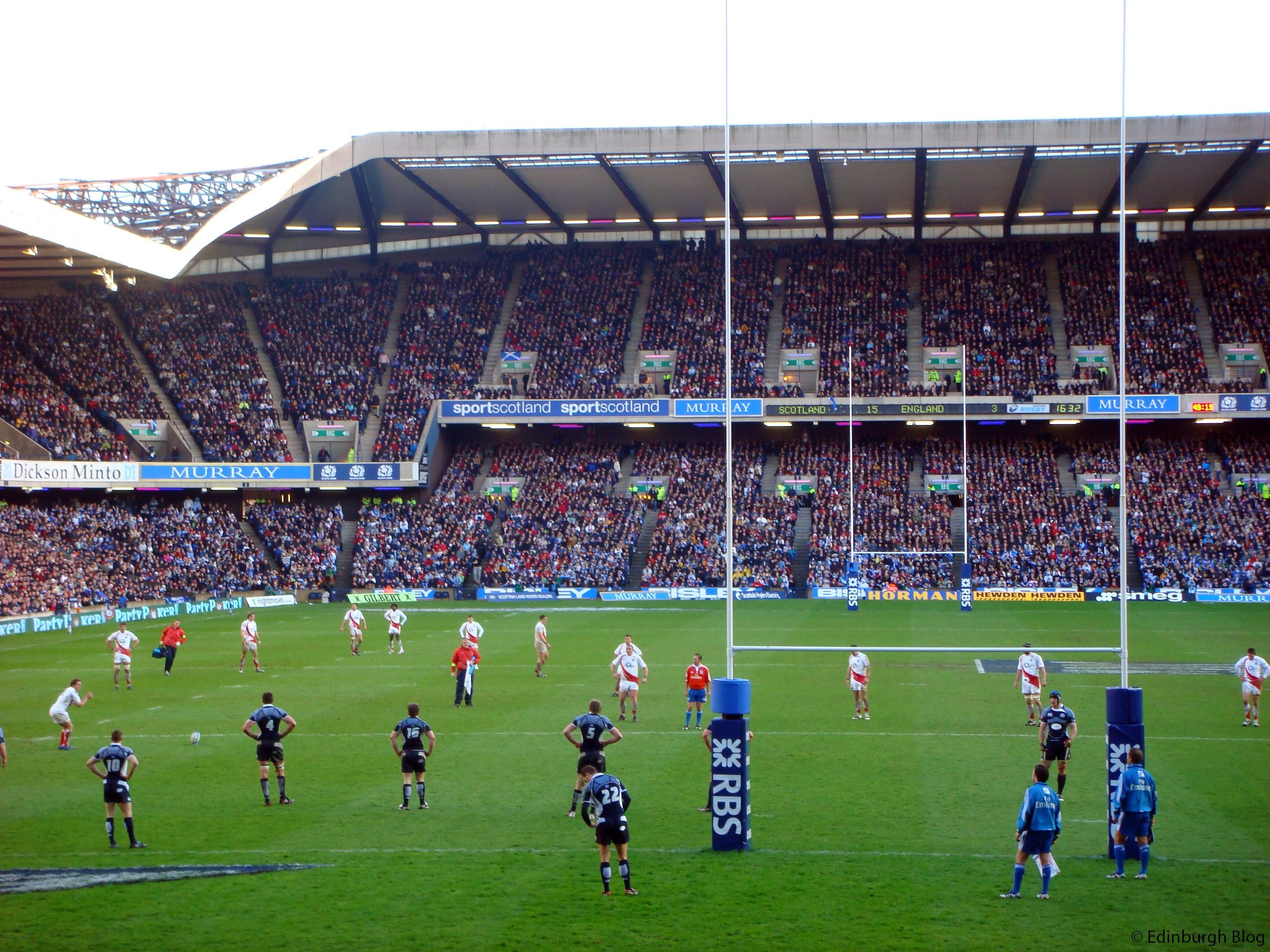 Scotland vs Wales - Guinness Six Nations 2019 -