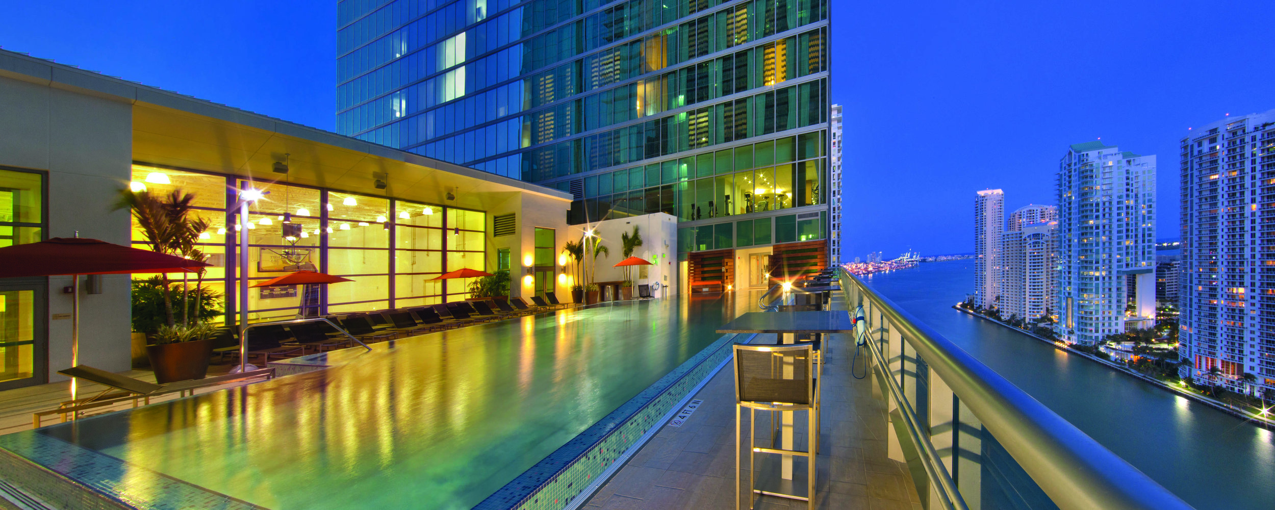 Super Bowl LIVHotel Options - Miami, Florida, USA
