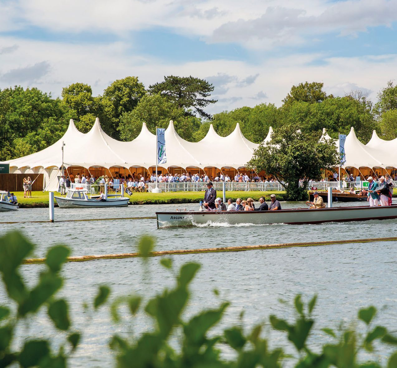 Henley Royal Regatta - Henley on Thames, OxfordshireWednesday 3 to Sunday 7 July 2019