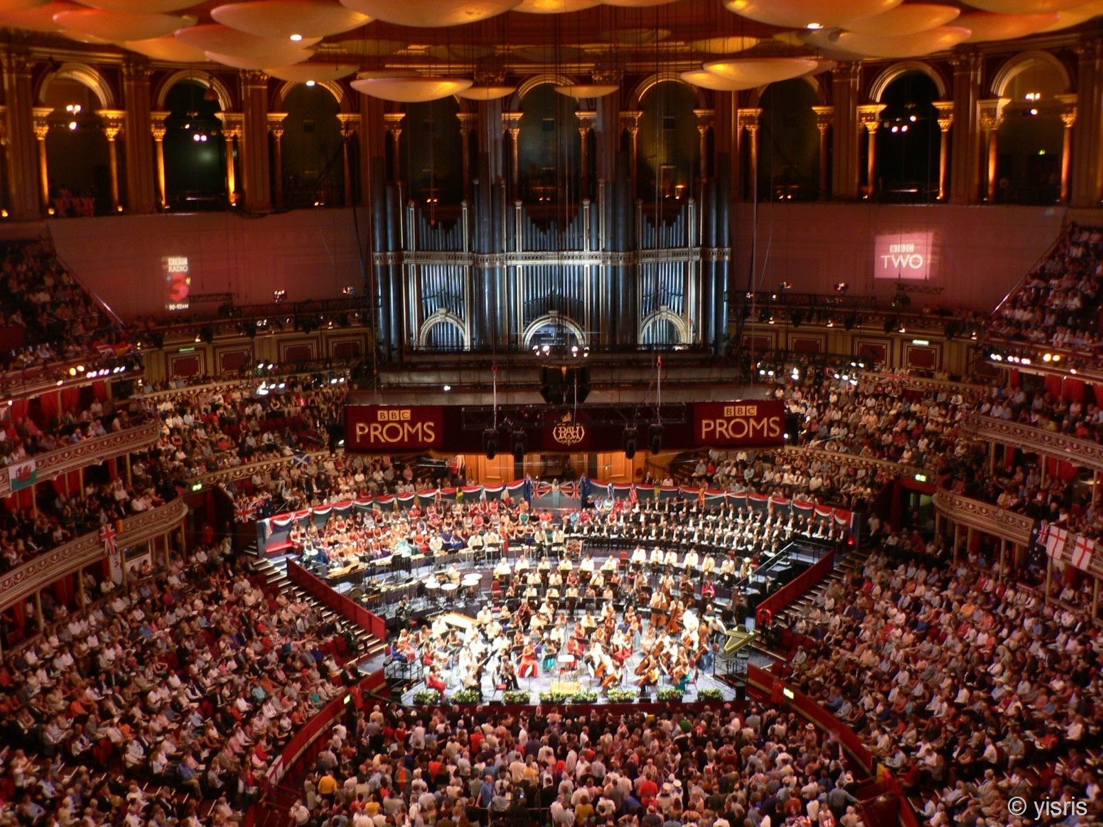 Last Night of the Proms - Royal Albert Hall, LondonSaturday 14 September 2019