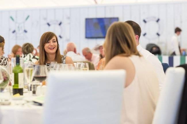 Henley royal regatta vip hospitality book fawley meadows restaurant lunch