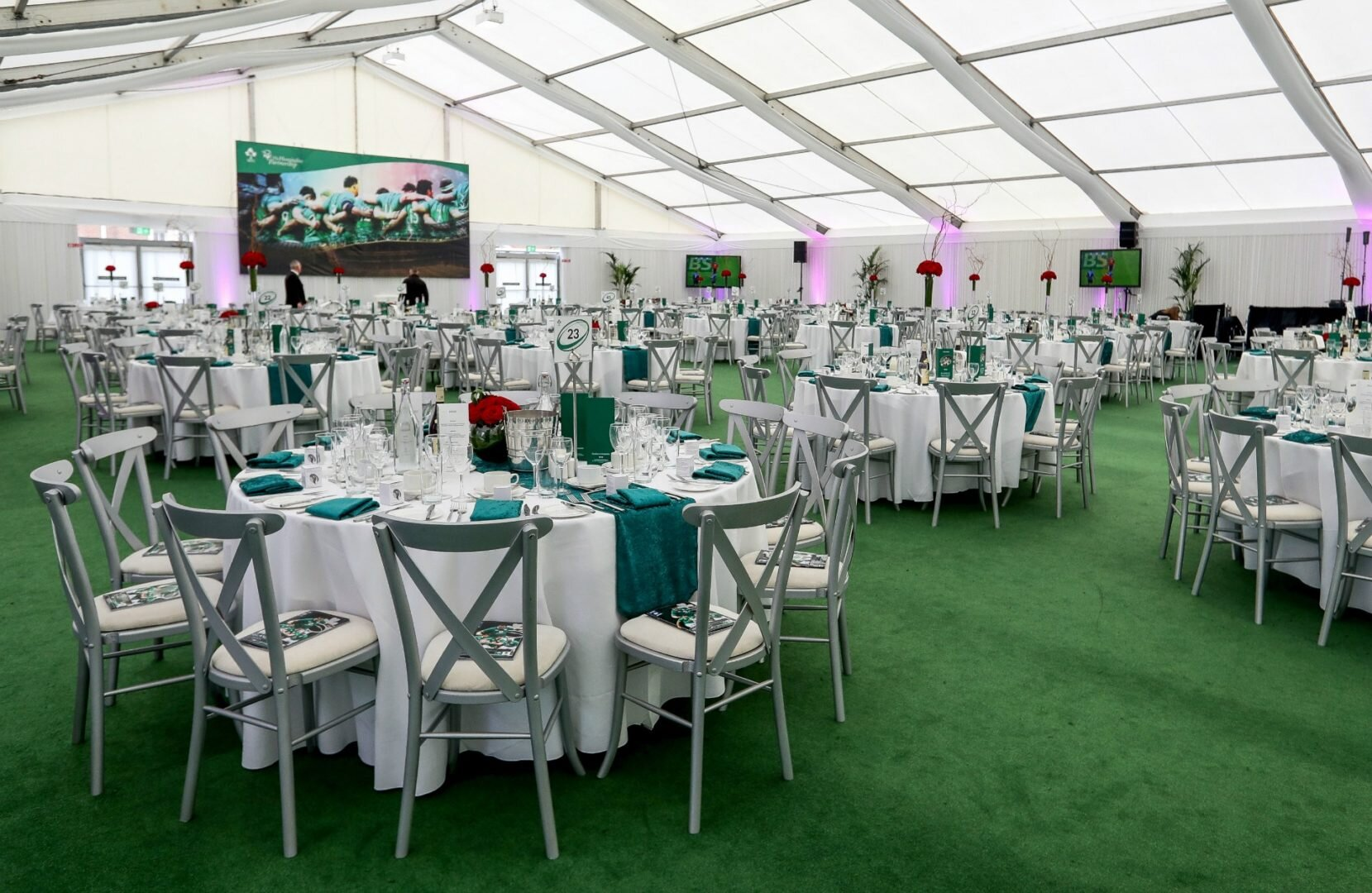 Marian College Marquee Package -