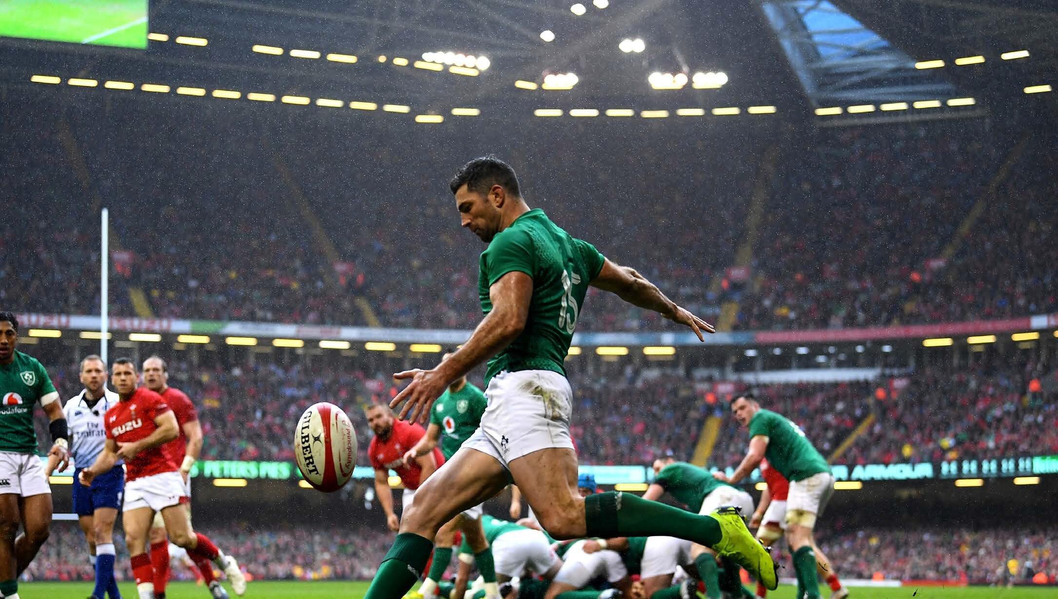Ireland vs Wales - Guinness Six Nations 2020 - Aviva Stadium, DublinSaturday 8th February 2020