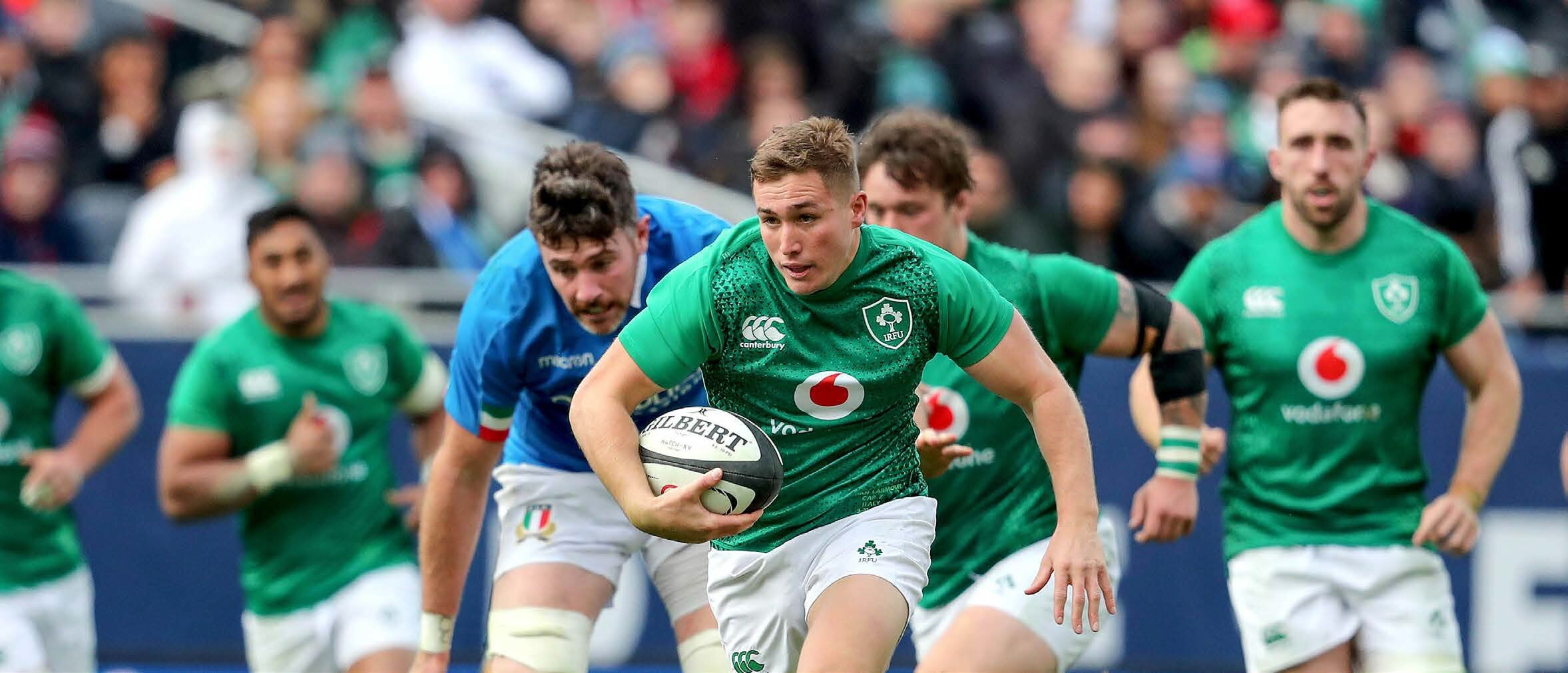 Ireland vs Italy - Guinness Six Nations 2020 - Aviva Stadium, DublinSaturday 7th March 2020