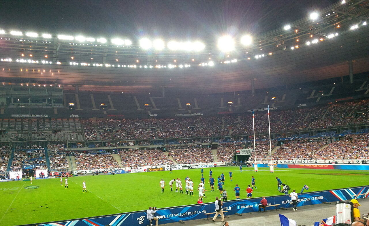 France vs England - Guinness Six Nations 2020 - Stade de France, ParisSunday 2nd February 2020