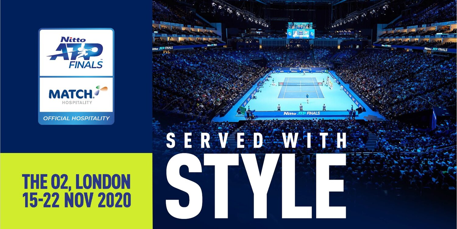 2020 Nitto Atp Finals Euro Events London