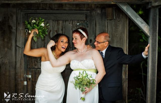 Officiant - Martin Frith