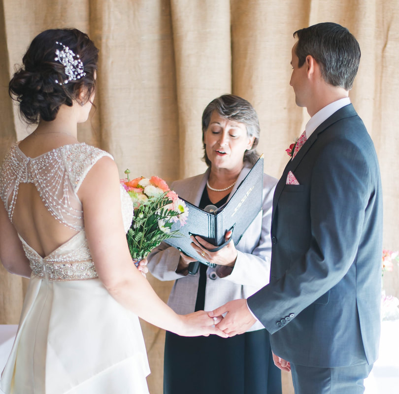 Officiant - Cyndy Neilly