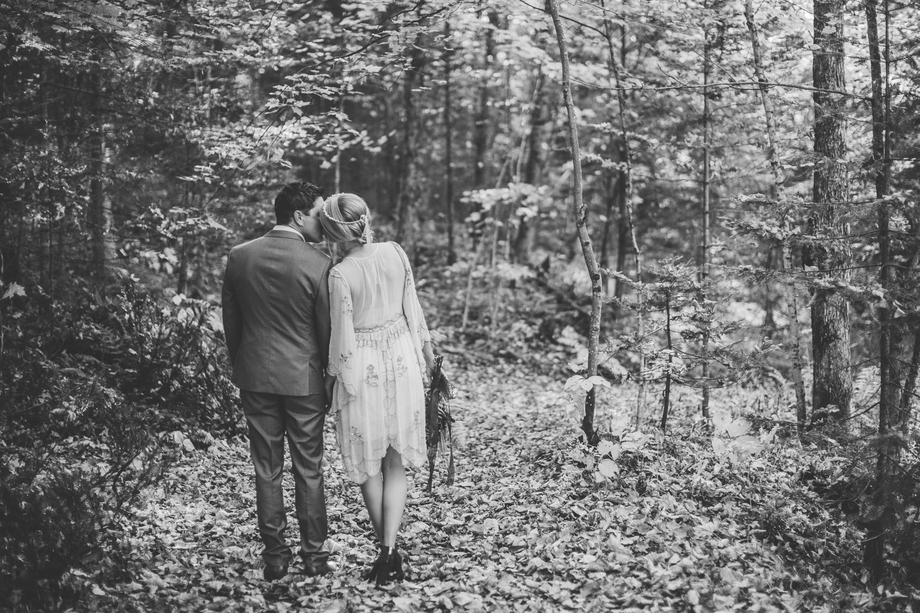 Micro Weddings - You + a few.Invite up to 20 guests to your smaller, simpler, and shorter wedding. It's an abbreviated celebration from 'the tradition', but a bit more involved than an elopement.Choose from one of our venues in Muskoka, or ask us to come to you.