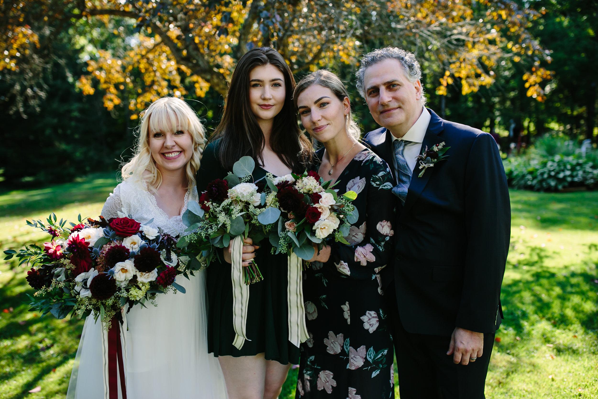 Wedding of four