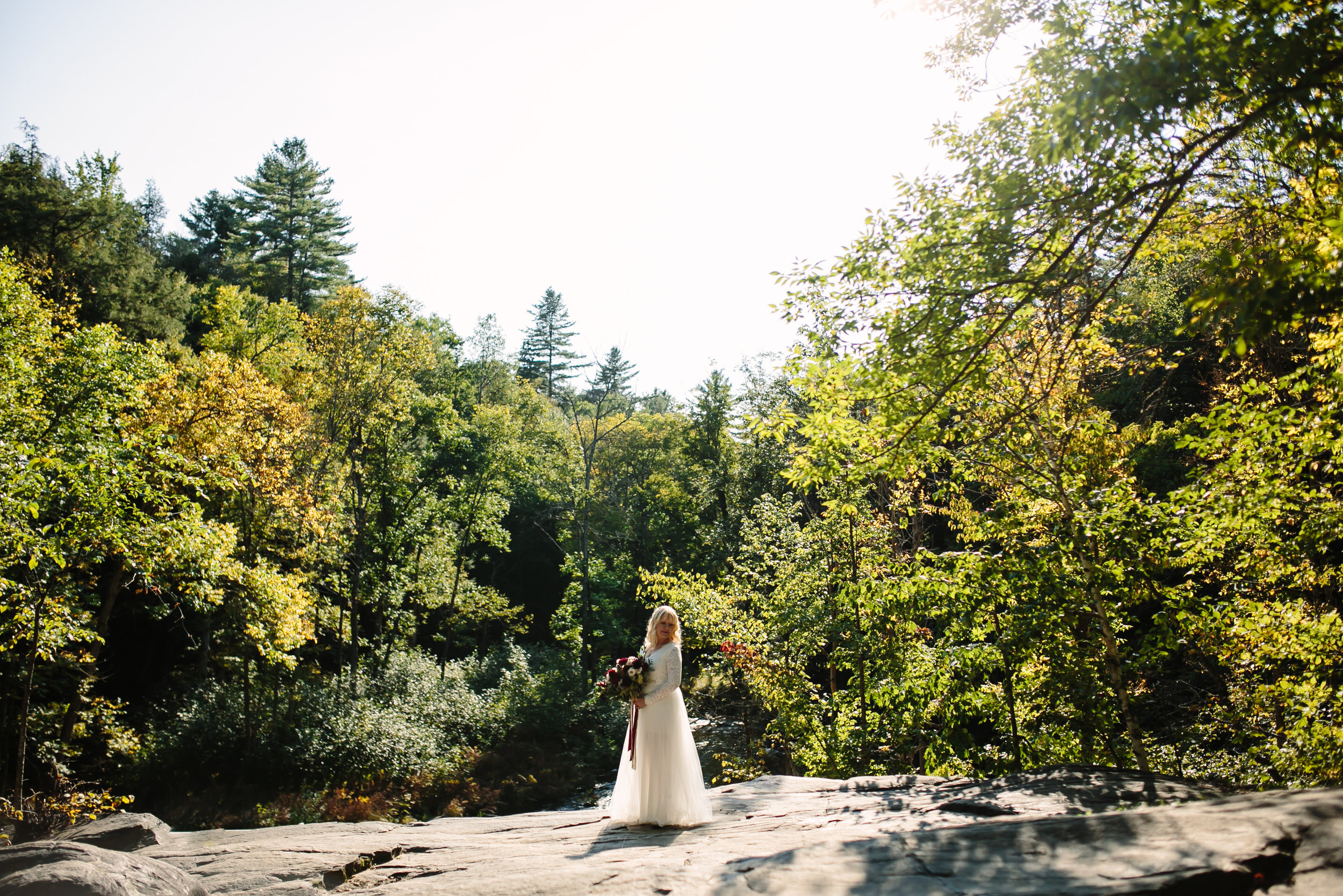 Nature Bride