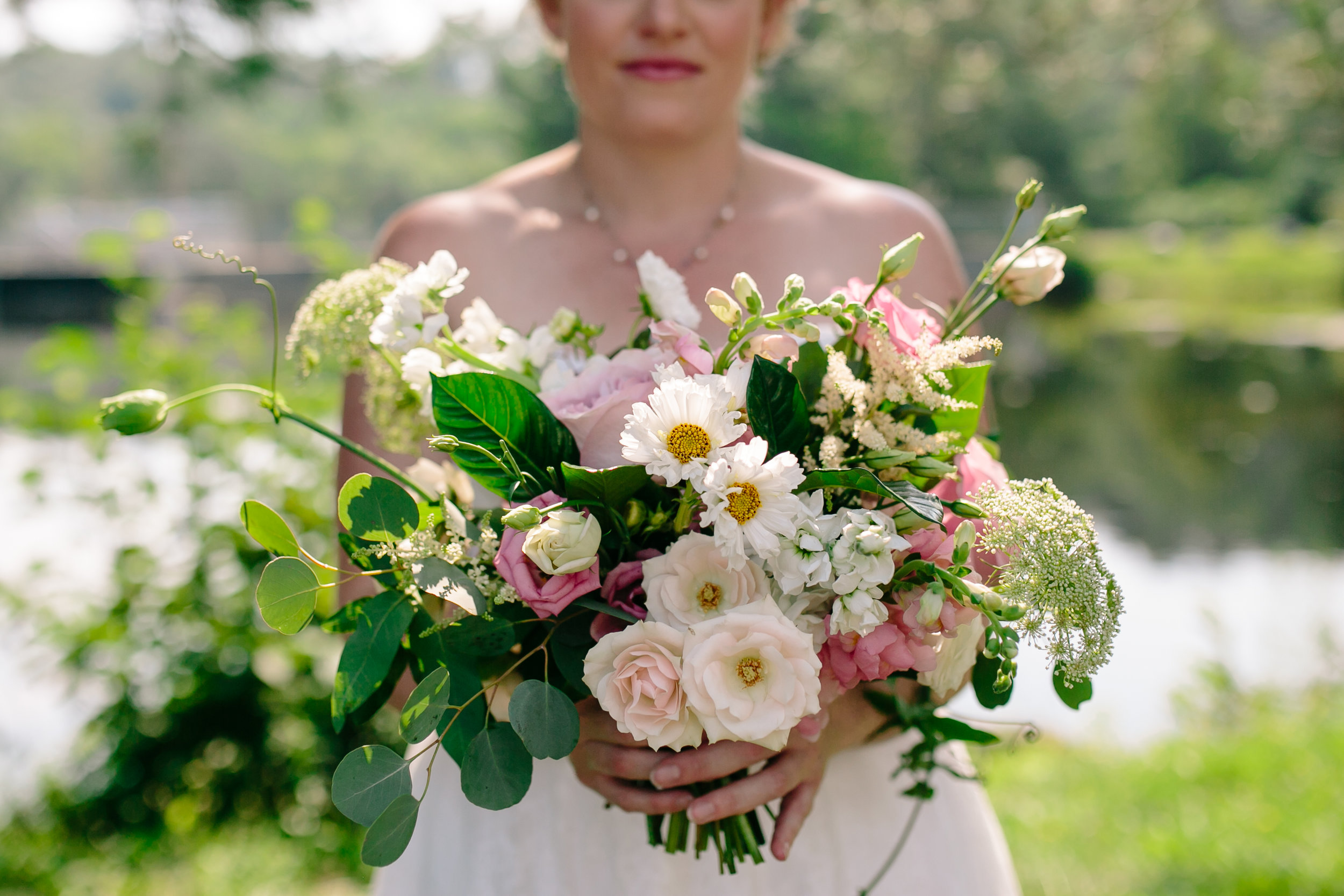 Muskoka Wedding Bouquet