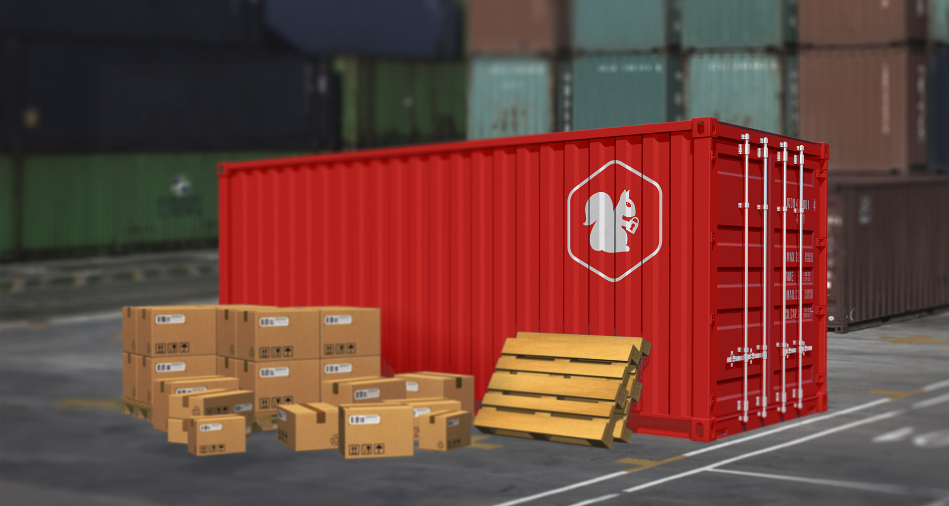 Containers now available   AT RED SQUIRREL SELF STORAGE CUMBERNAULD   Contact Us for Pricing