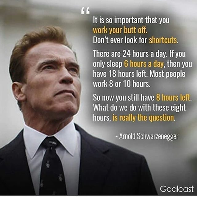 #Repost @foundr ・・・ Love this message by Arnold @schwarzenegger  Tag a friend that needs to see this!  Thanks to @goal.cast • • • • •  #startups #startup #onlinemarketing #digitalmarketing #socialmedia #growth #strategy #growthstrategist  #entrepreneur #entrepreneurs #entrepreneurlife #entrepreneurlifestyle #entrepreneurship #entrepreneurquotes #entrepreneurmindset #marketing #business #businesslife #businesscoach