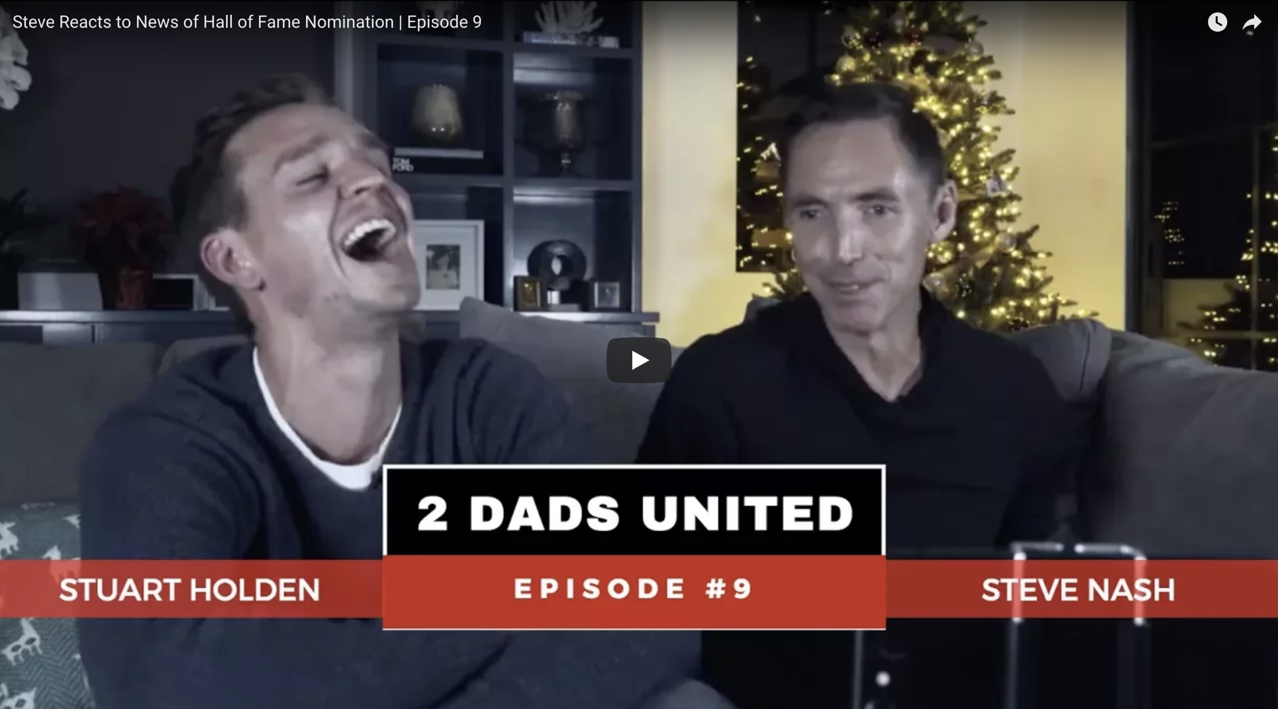 2 Dads United Production Feat Stuart Holden