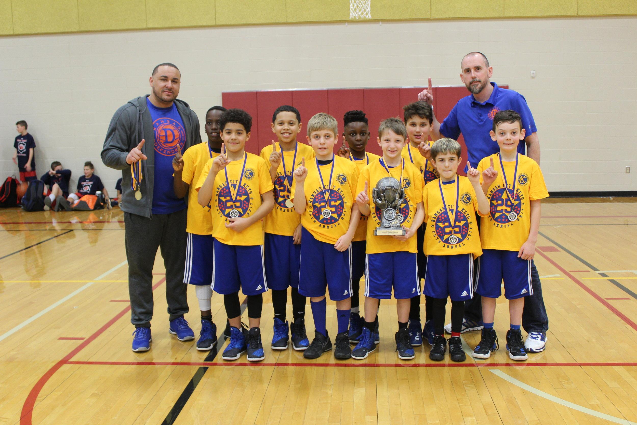 Kansas Defenders 4th 5th DII Champions.JPG