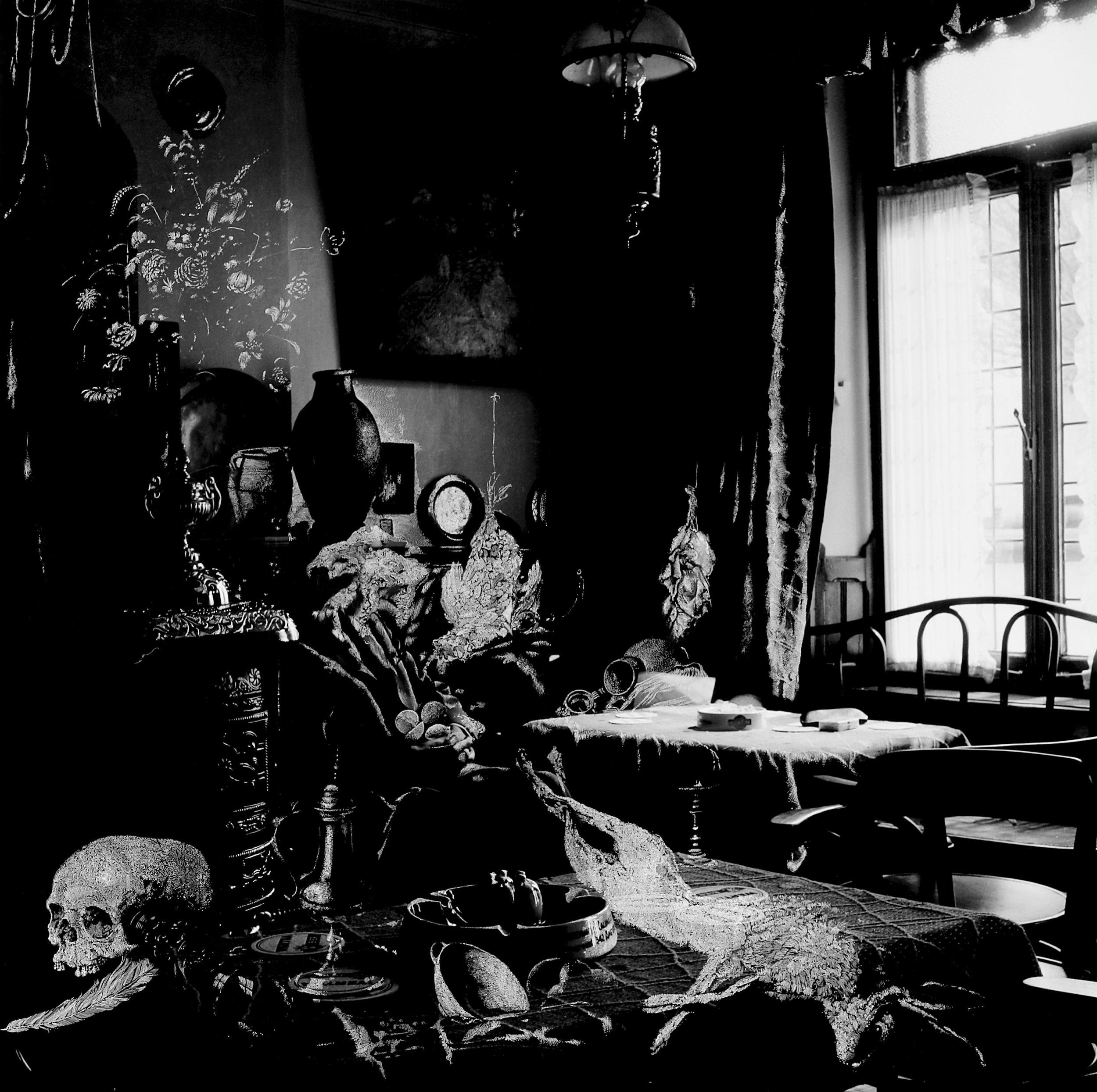 Black Interior with Still Life - 2006.jpg
