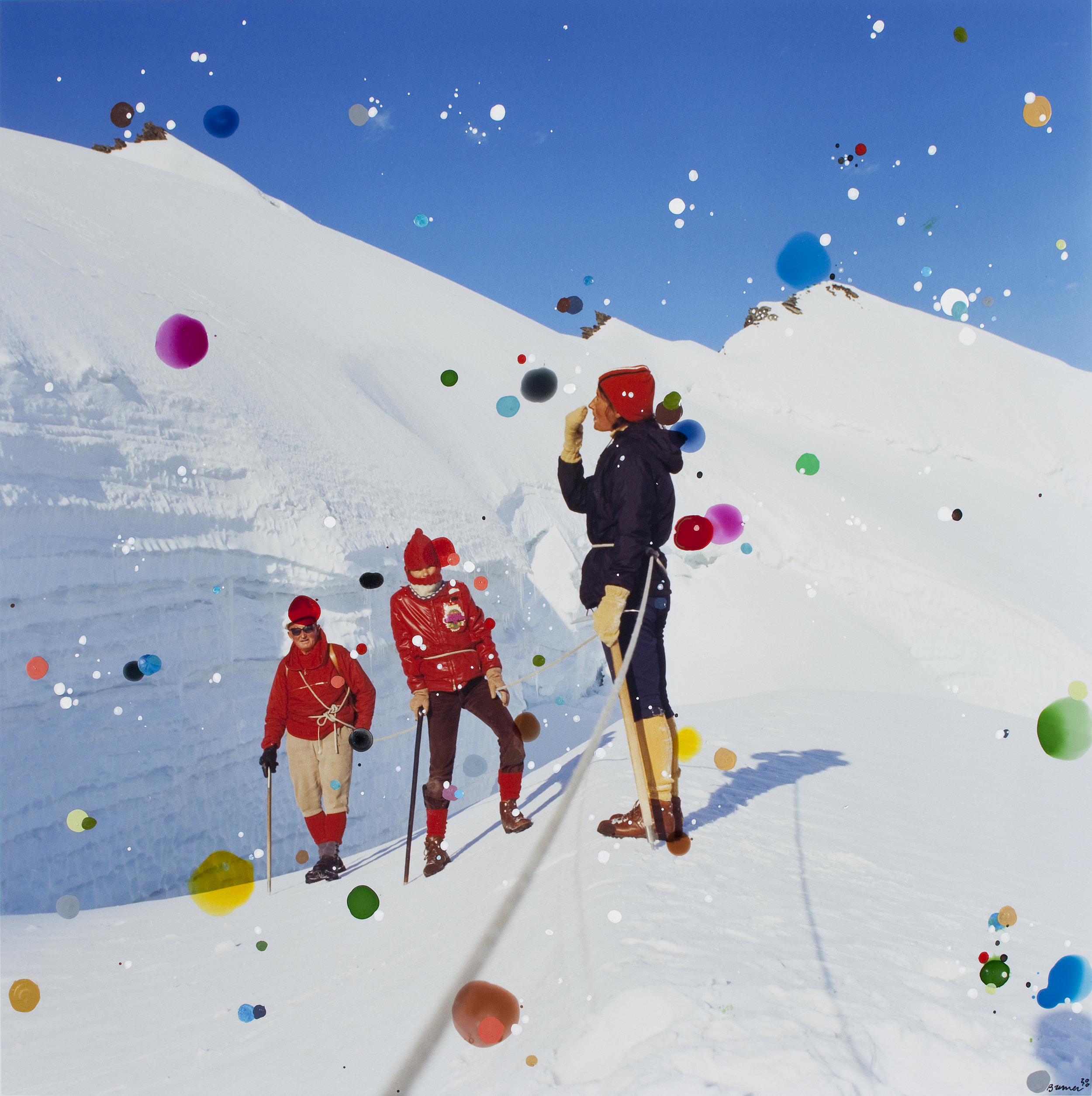 Schoener Goetterfunken XV, To virtue's steep hill (Zu der Tugend steilem Huegel)