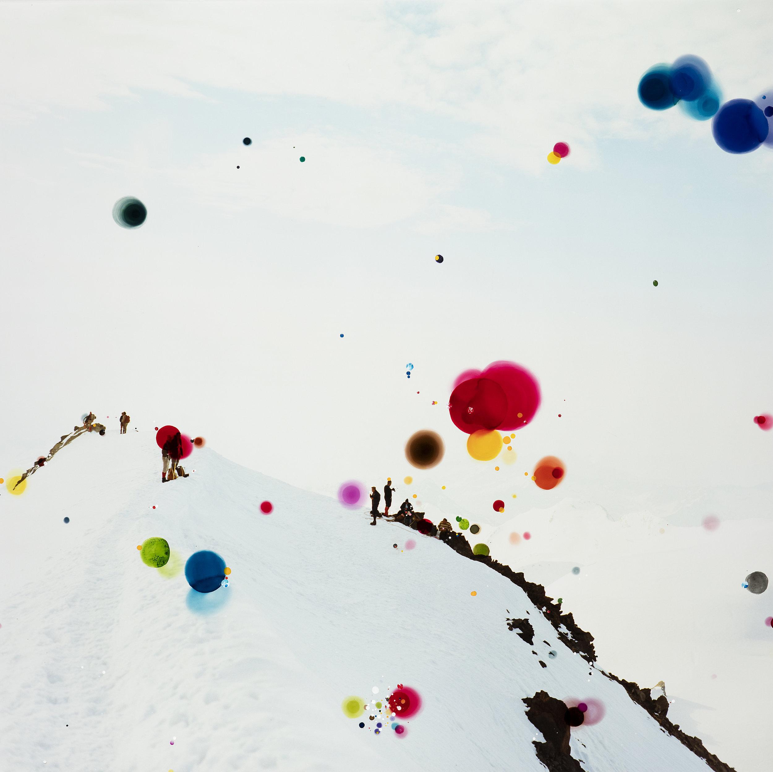 Large Schoener Gotterfunken XXIX - On their courses through the heavens (Durch des Himmels prachtigen Plan)
