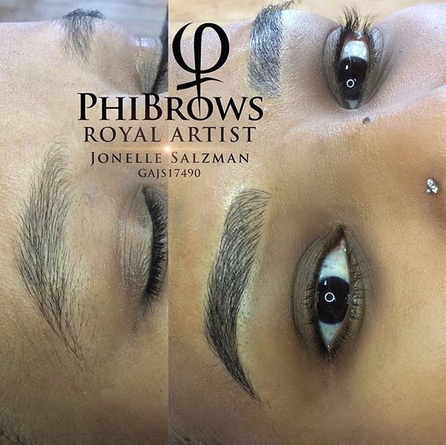Microblading by Jonelle.