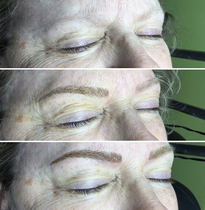 Microblading by Becca.