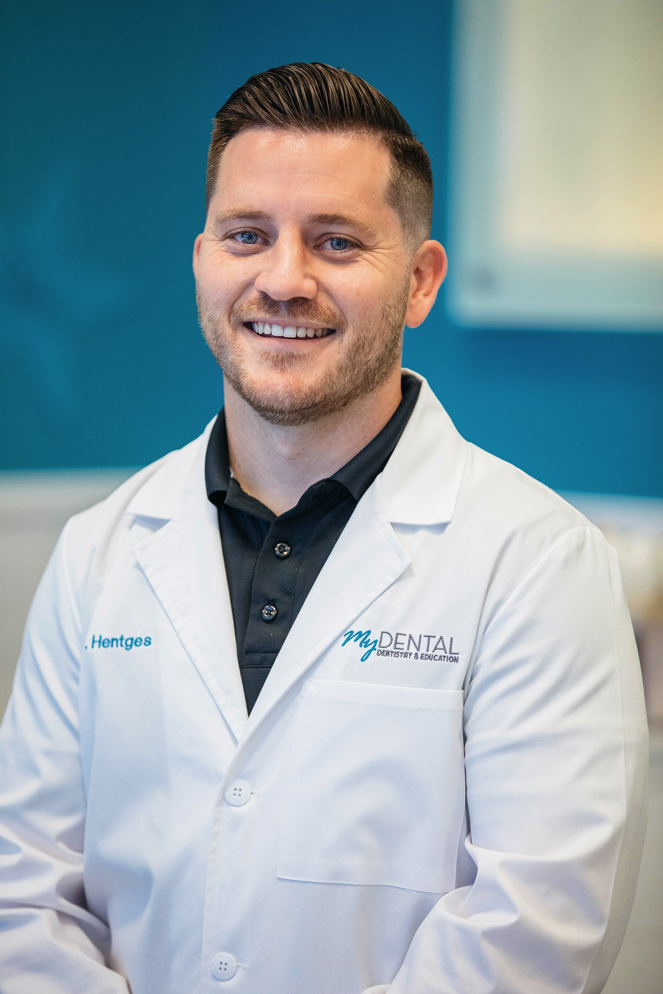 Dr. Zack Hentges of My Dental Dentistry & Education