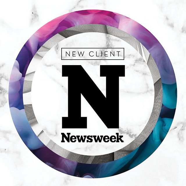 This feed has been quiet for a while, for all the right reasons... We've been crazy busy working on exciting projects with incredible new clients! Talk about incredible - working with world class talent like  @roblee_hrtsopn at Newsweek. 🙏🏻 #carecreative #graphicdesign #pitchdeck #newwork #freelancer #powerpointpresentation